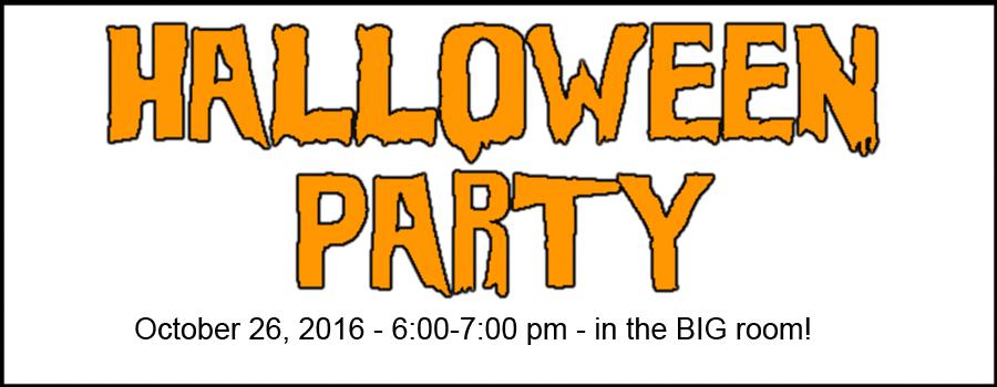 Halloween Party for Children